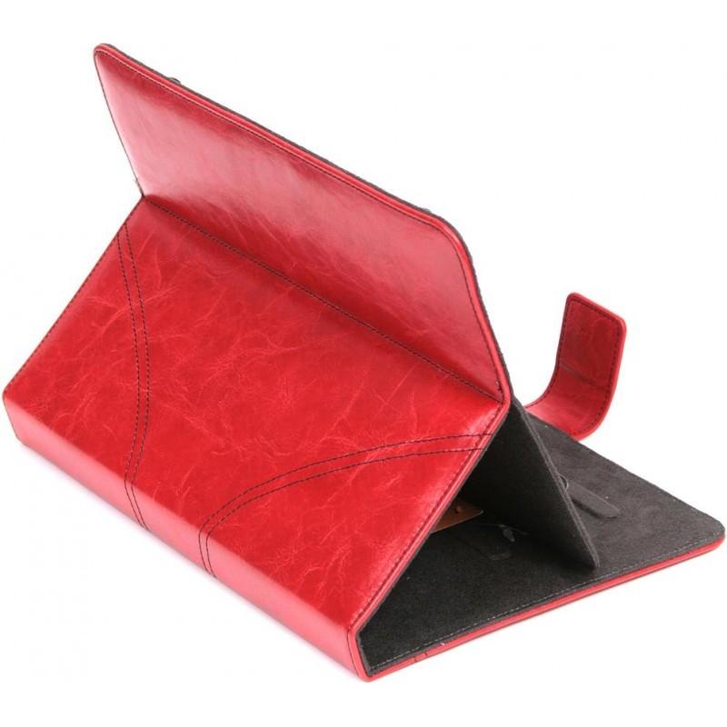 """Platinet tahvelarvutikott 7""""-7,85"""" Osaka, punane"""