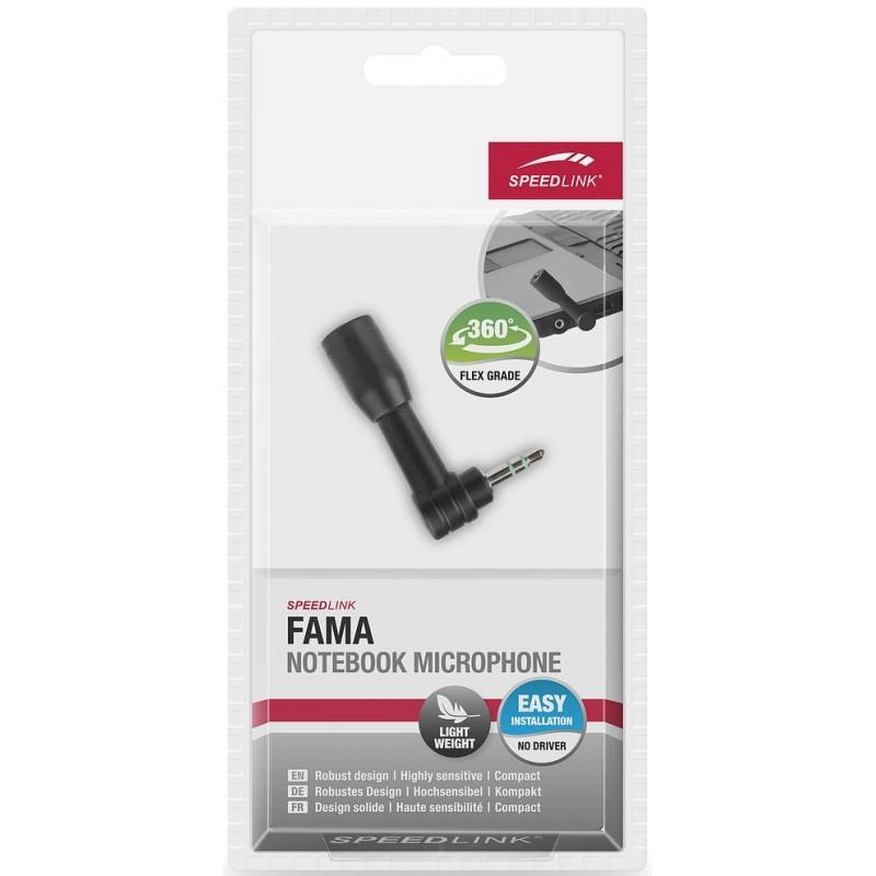 Speedlink mikrofon Fama SL8690-BK