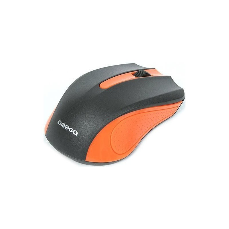Omega mouse OM-05O, orange
