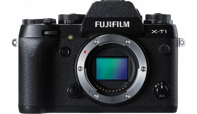 Fujifilm X-T1, корпус