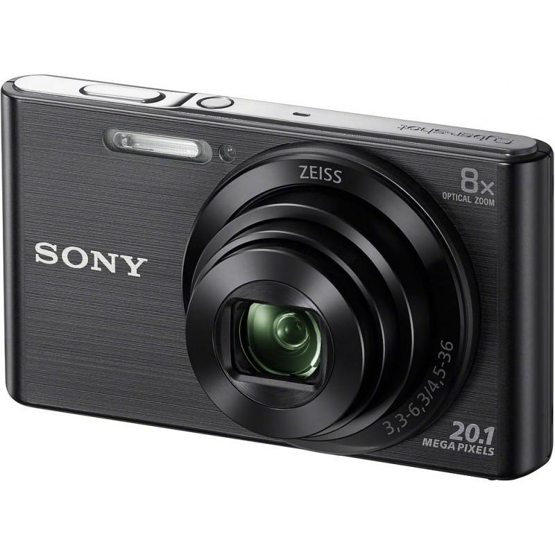 Sony DSC-W830, black