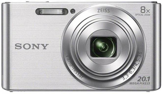 Sony DSC-W830, silver