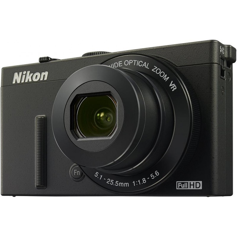 Nikon Coolpix P340, must