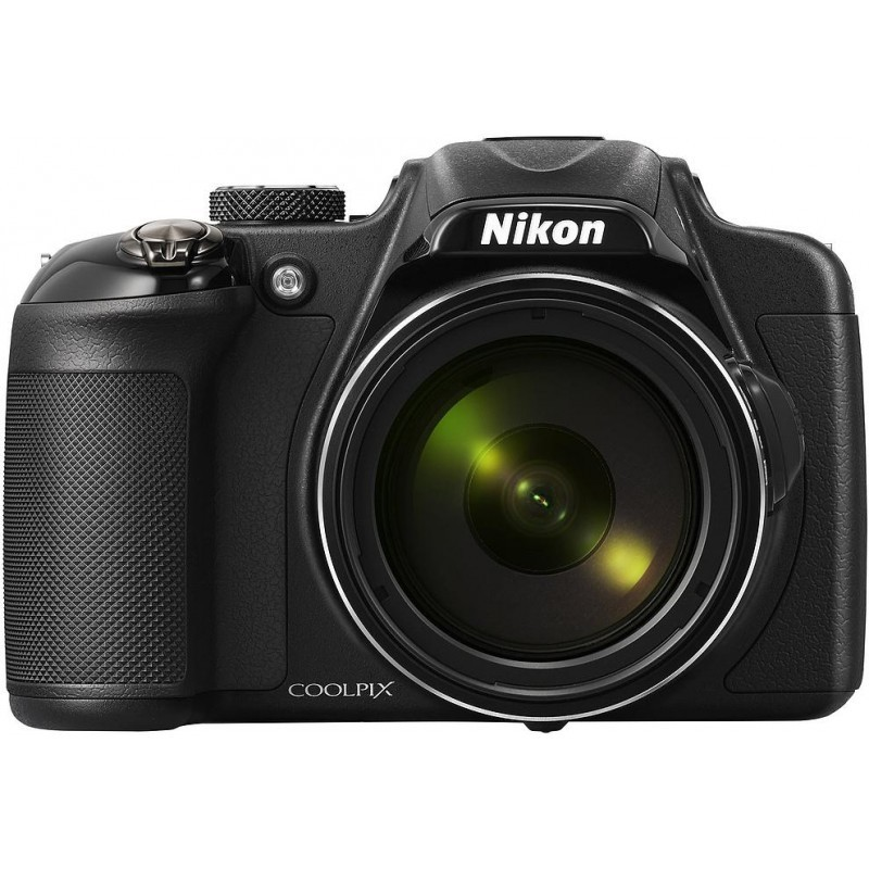 Nikon Coolpix P600, must