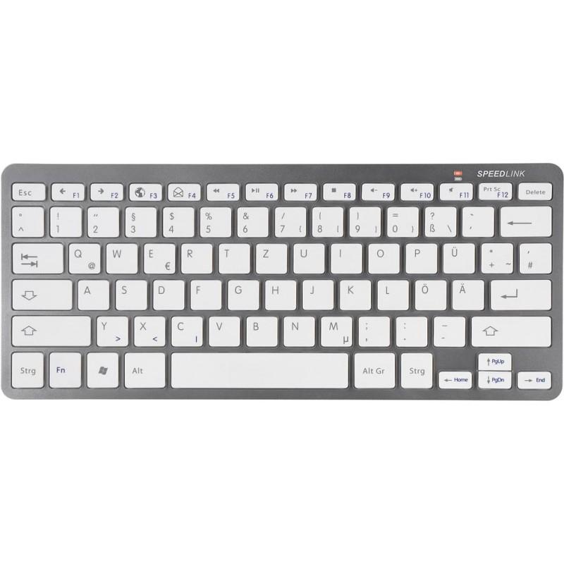 Speedlink клавиатура Libera Bluetooh (SL-7436-SVWT)