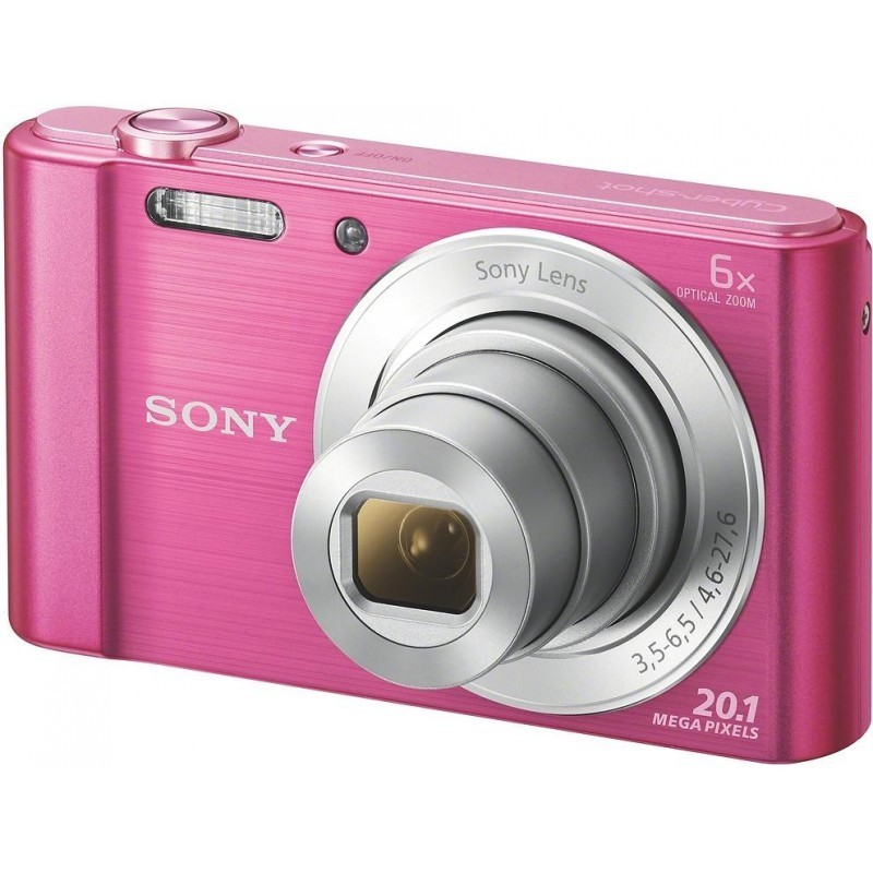 Sony DSC-W810, pink