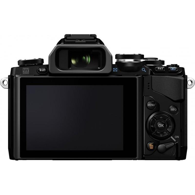 Olympus OM-D E-M10 + 14-42 II R Kit, чёрный