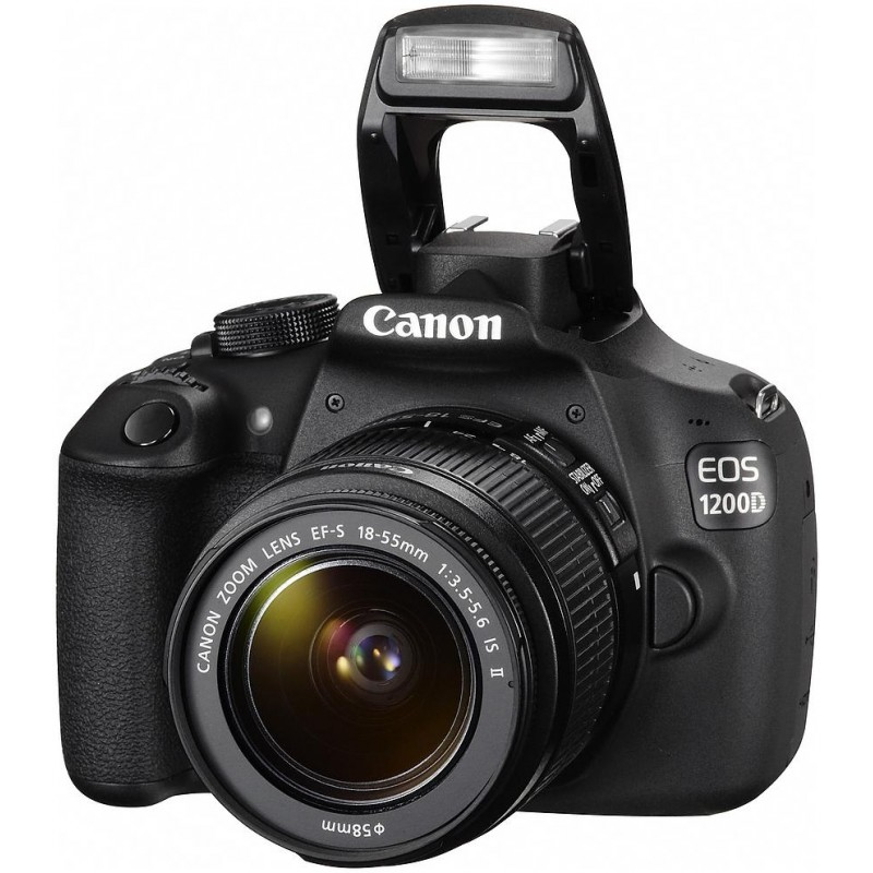 Canon EOS 1200D + 18-55 IS II Kit