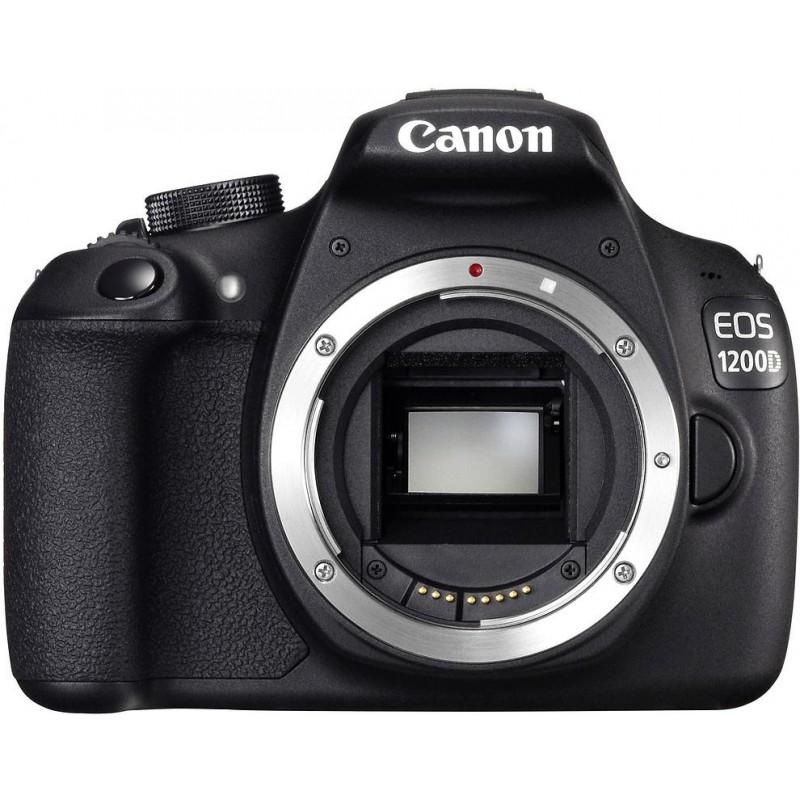 Canon EOS 1200D, корпус