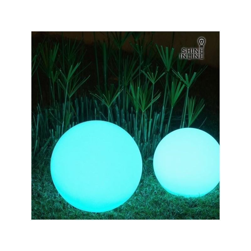 Outdoor light ball 25 cm by shine inline lightning photopoint outdoor light ball 25 cm by shine inline aloadofball Gallery