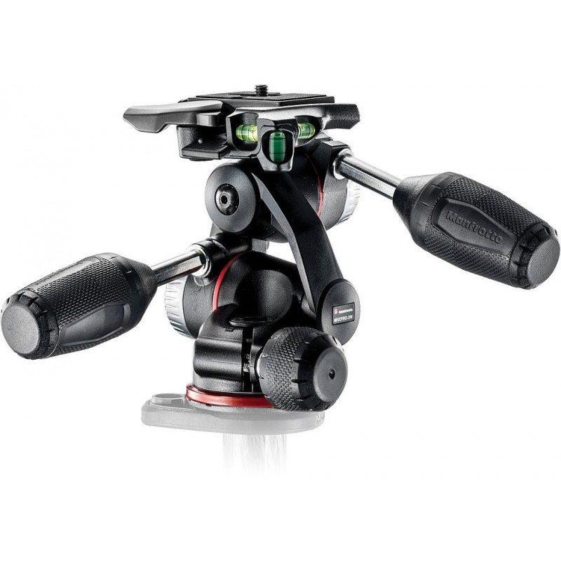Manfrotto tripod kit MK055XPRO3-3W