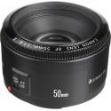 Canon EOS 1200D + 18-55mm DC III + 50mm f/1.8 II Kit