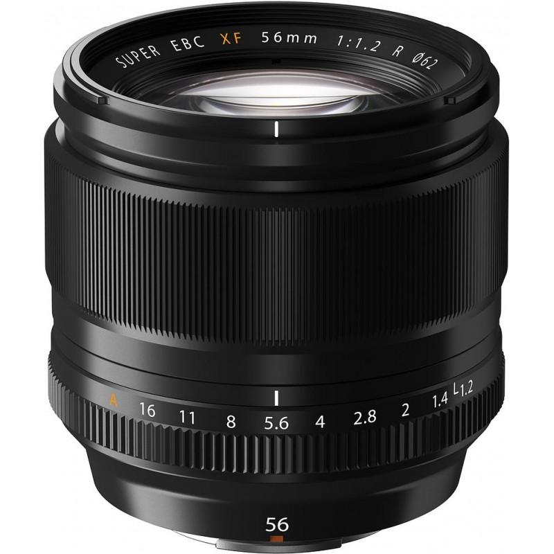 Fujifilm XF-56mm f/1.2 R objektiiv