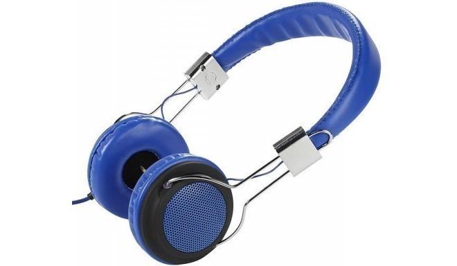 Vivanco kõrvaklapid COL400, sinine (34881)