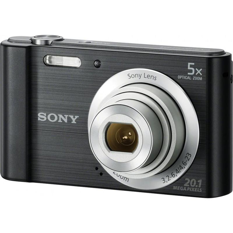 Sony DSC-W800, must