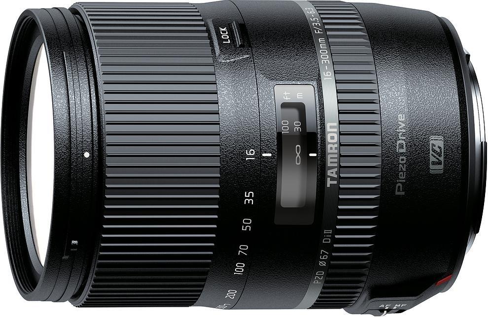Tamron 16-300mm f/3.5-6.3 DI II VC PZD M..