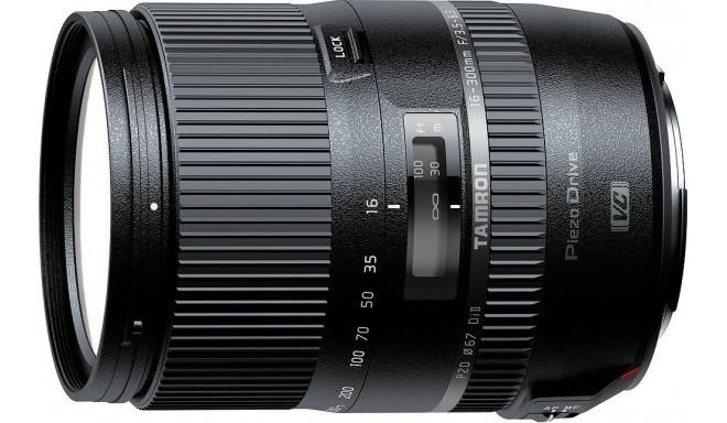 Tamron AF 16-300мм f/3.5-6.3 DI II VC PZD Macro объектив для Nikon