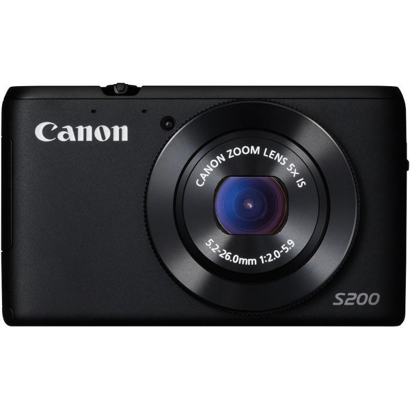 Canon PowerShot S200, must
