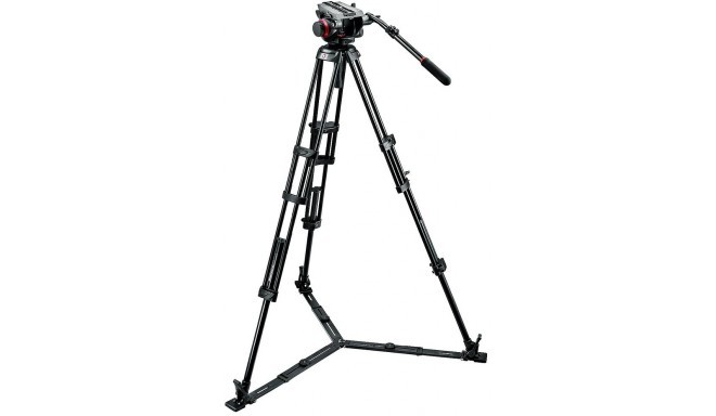 Manfrotto statiivikomplekt 546GBK + 504HD Pro Video