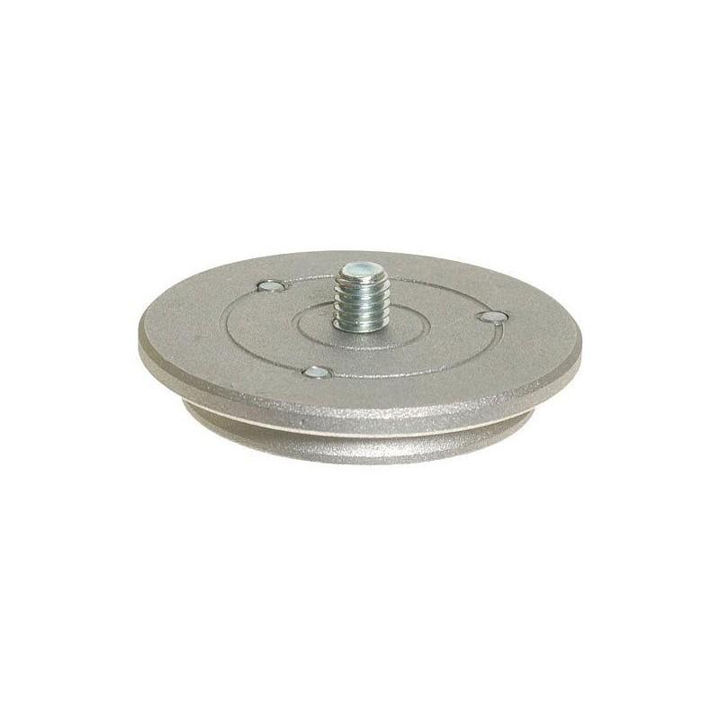 Manfrotto kiirkinnitusplaat 400PL-LOW Geared Head Plate 13 mm