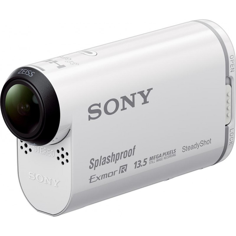 Sony Action Cam HDR-AS100VR, valge