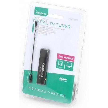 Omega TV-карта DVB-T USB Tuner MPEG4 HD CITI T900