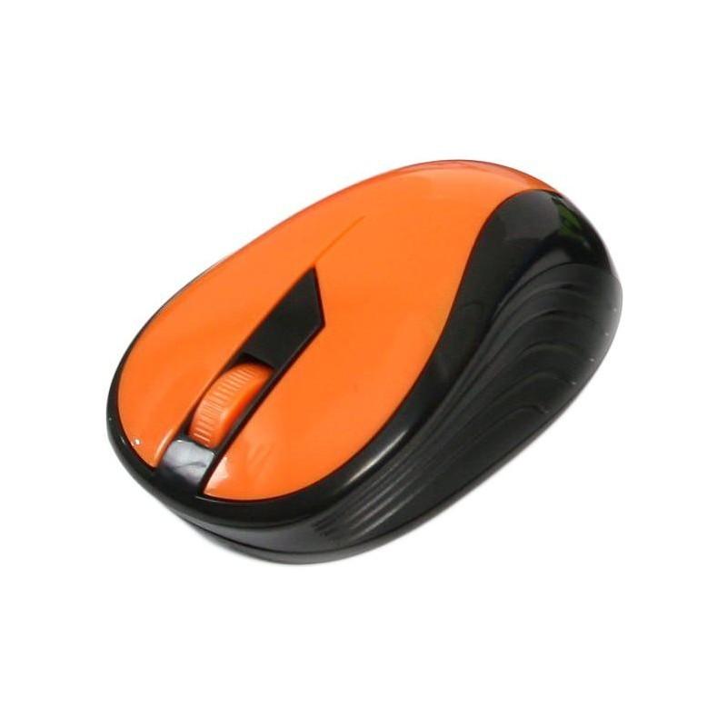 Omega hiir OM-415 Wireless, oranž/must