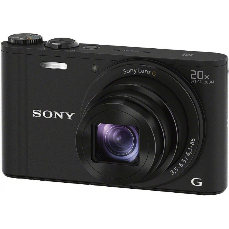 Sony DSC-WX350, must