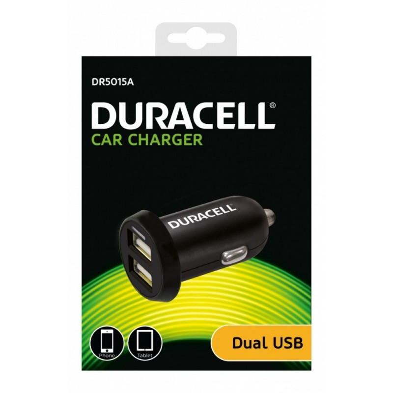 Duracell Keychain Usb Car Charger