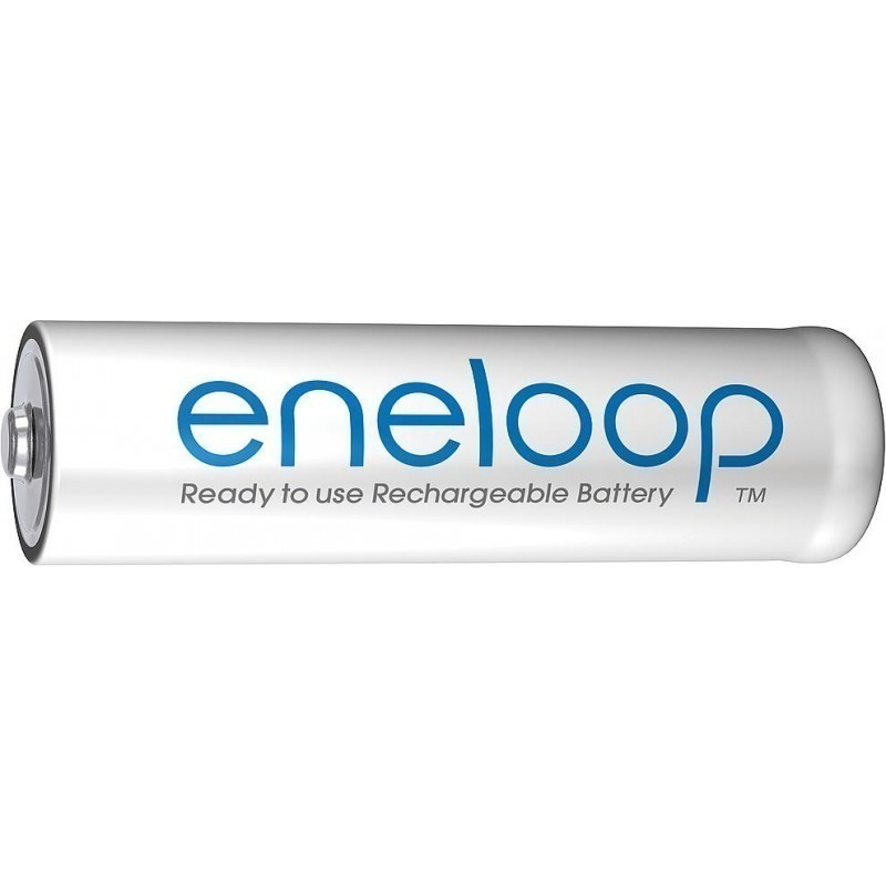 Panasonic eneloop battery charger BQ-CC17+4×1900