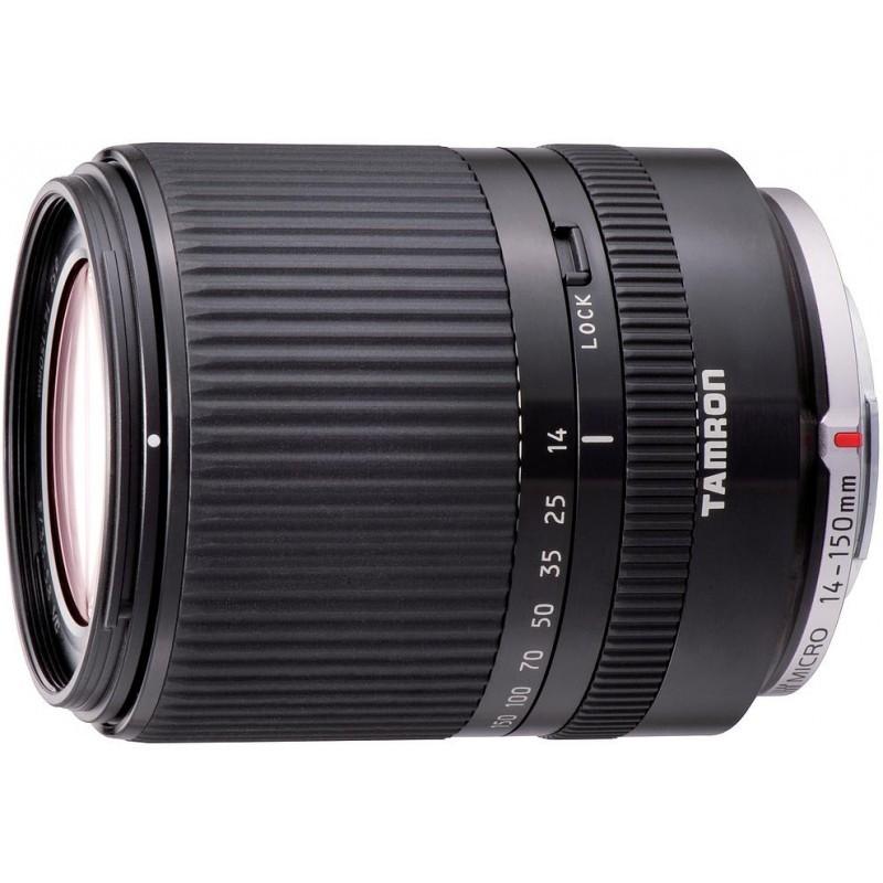 Tamron 14-150mm f/3.5-5.8 DI III objektiiv, must