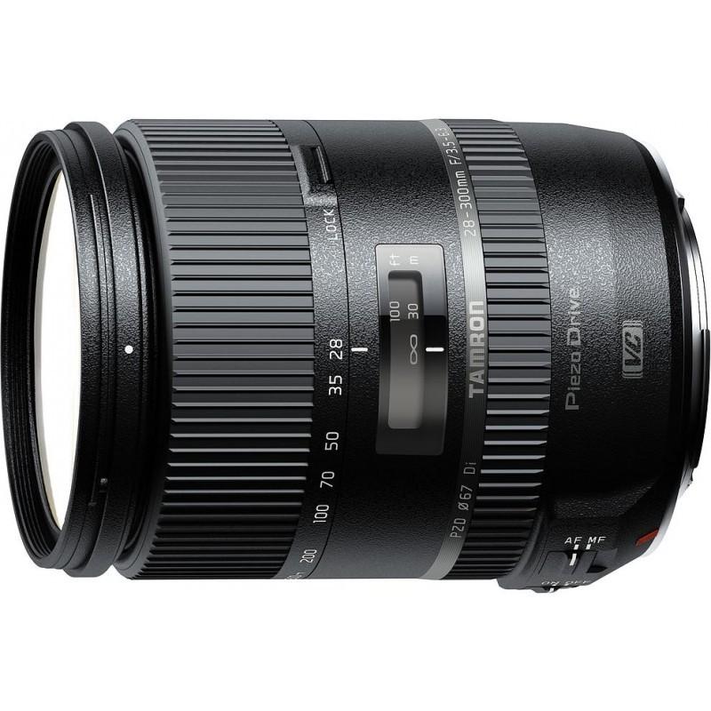 Tamron 28-300mm f/3.5-6.3 DI VC PZD objektiiv Canonile