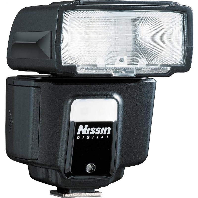 Nissin välklamp i40 Four Thirds