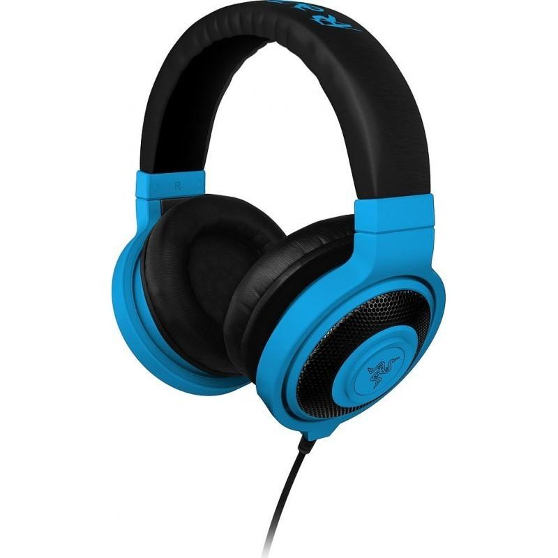 Razer kõrvaklapid Kraken Neon, sinine