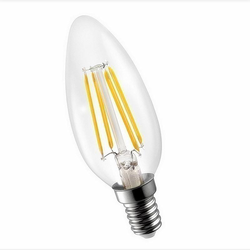 7f49ac87fcc Lambipirn LED E14 4W filament - LED lambid - Photopoint