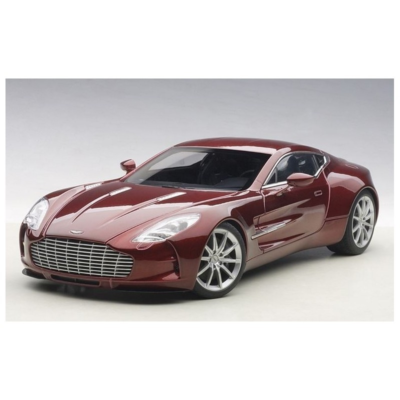 Autoart Model Car Aston Martin One 77, Diavolo Red
