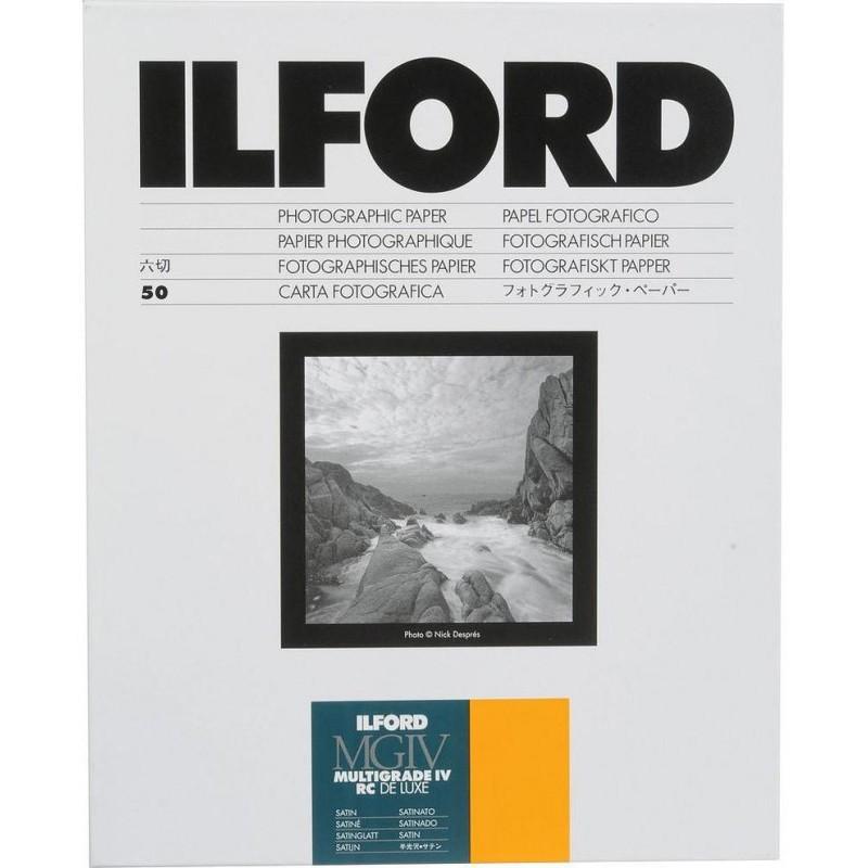 Ilford 30,5x40,6 cm MGIV 25M satiin 50 l.
