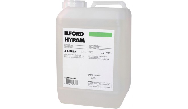 Ilford fixer Hypam 5l (1758285)
