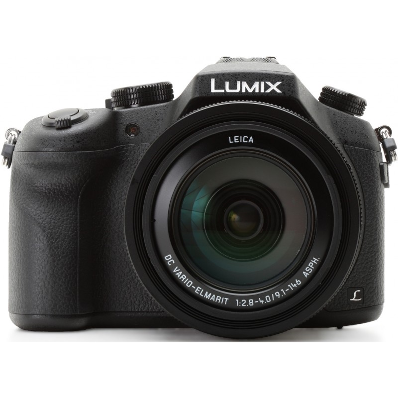 Panasonic Lumix DMC-FZ1000, чёрный