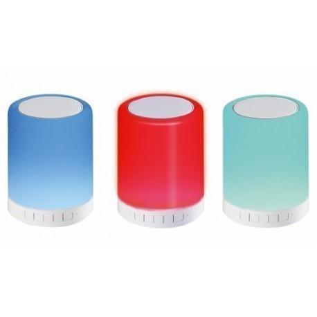 Platinet skaļrunis + LED lampa 2 vienā PDLSB01