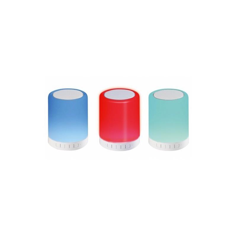 Platinet speaker + LED lamp 2in1 PDLSB01