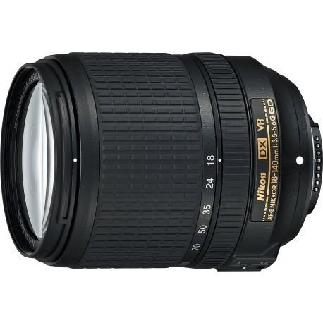 Nikkor AF-S 18-140мм f/3.5-5.6 G ED VR объектив