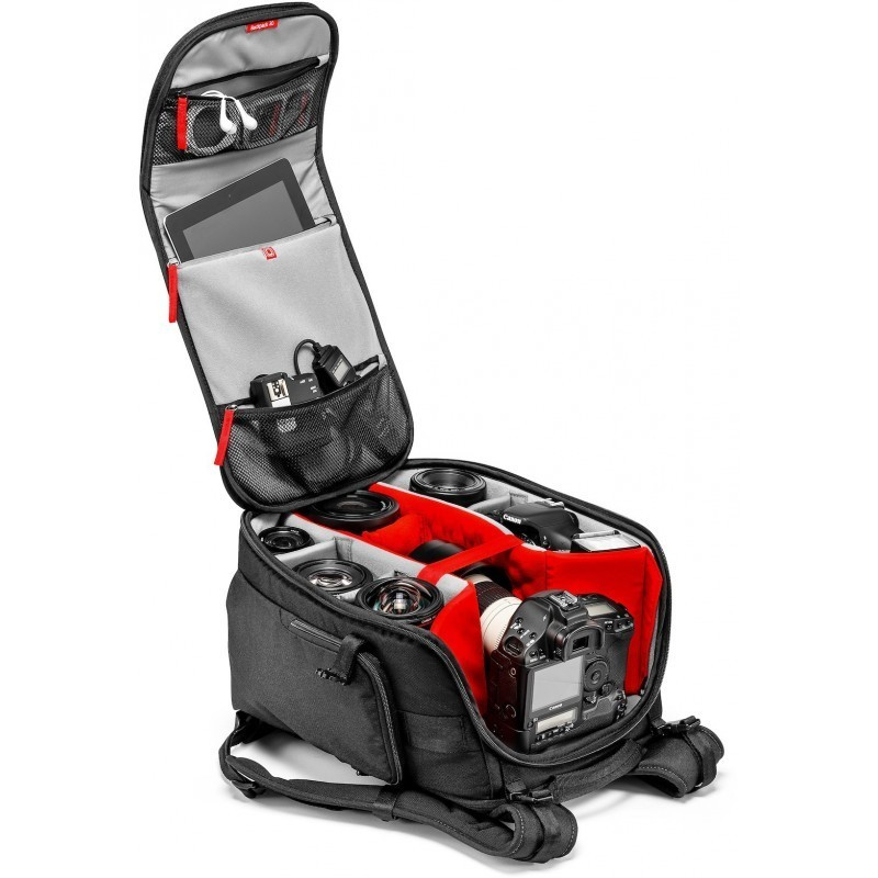 Manfrotto mugursoma Professional Backpack 30 (MB MP-BP-30BB), melna