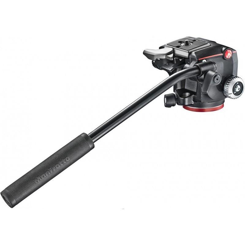 Manfrotto MK190X3-2W Alu Kit Fluid Head