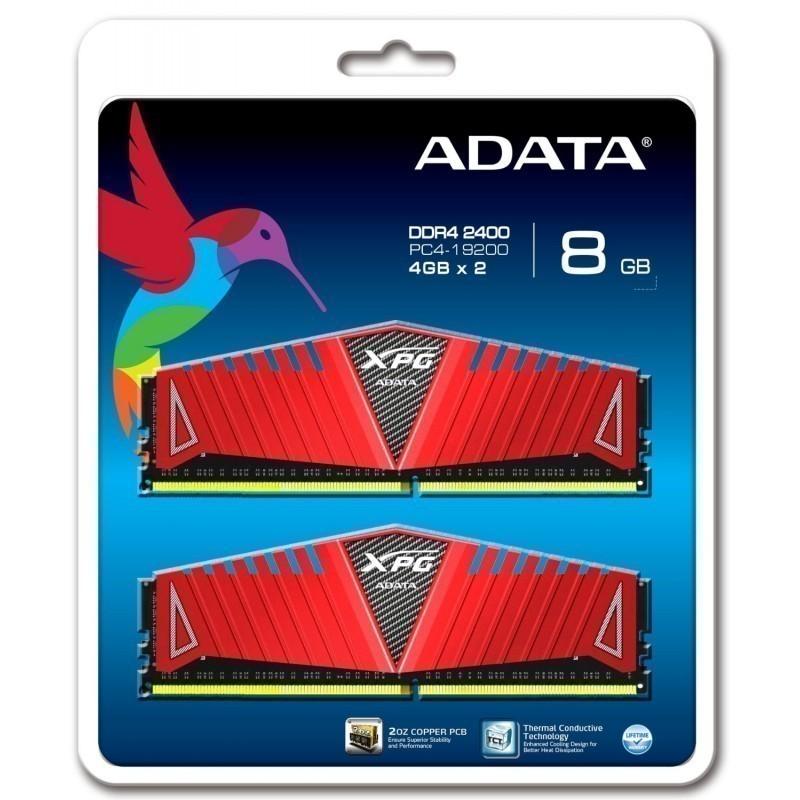 Adata RAM DDR4 8GB 2400-16 XPG Z1 Dual