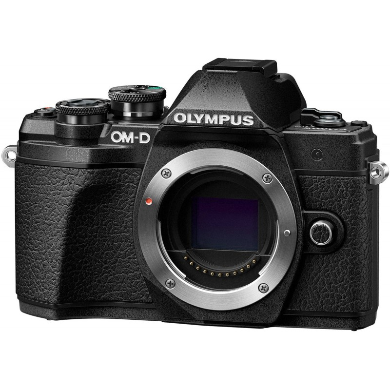 Olympus OM-D E-M10 Mark III body, black