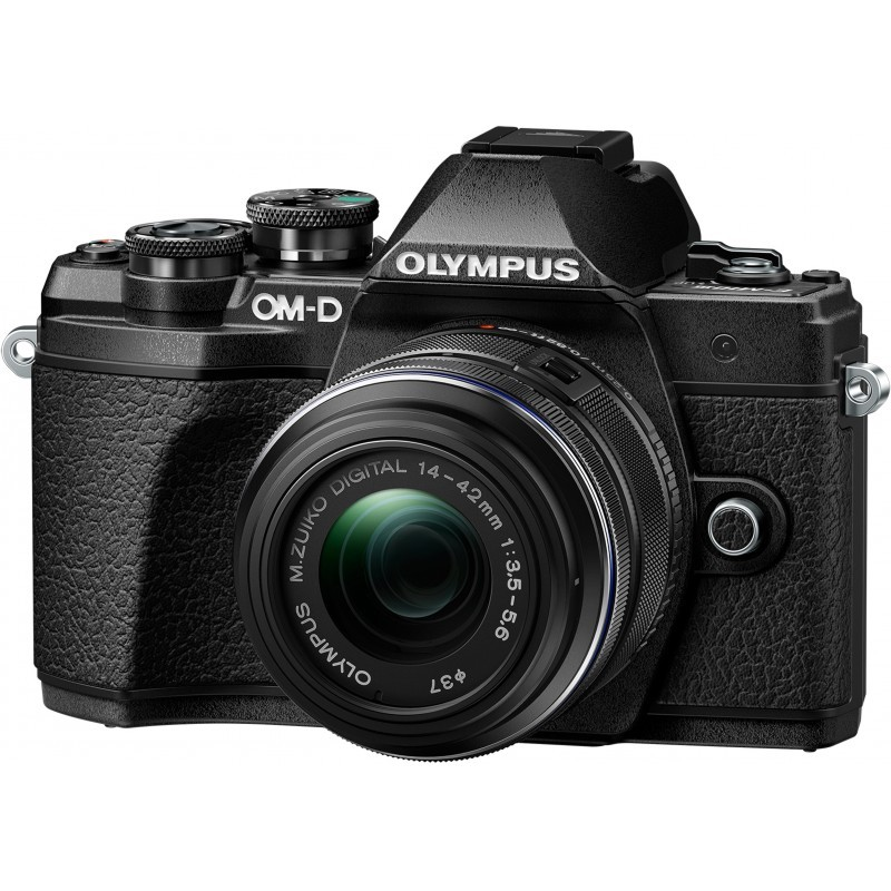 Olympus OM-D E-M10 Mark III + 14-42mm II R Kit, must