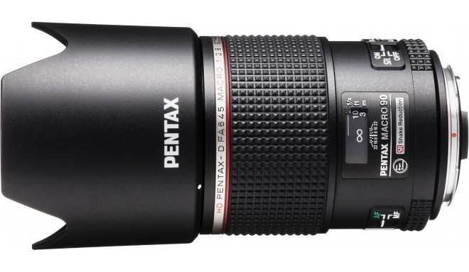 HD Pentax D-FA 645 90mm f/2.8 ED AW SR Macro objektiiv