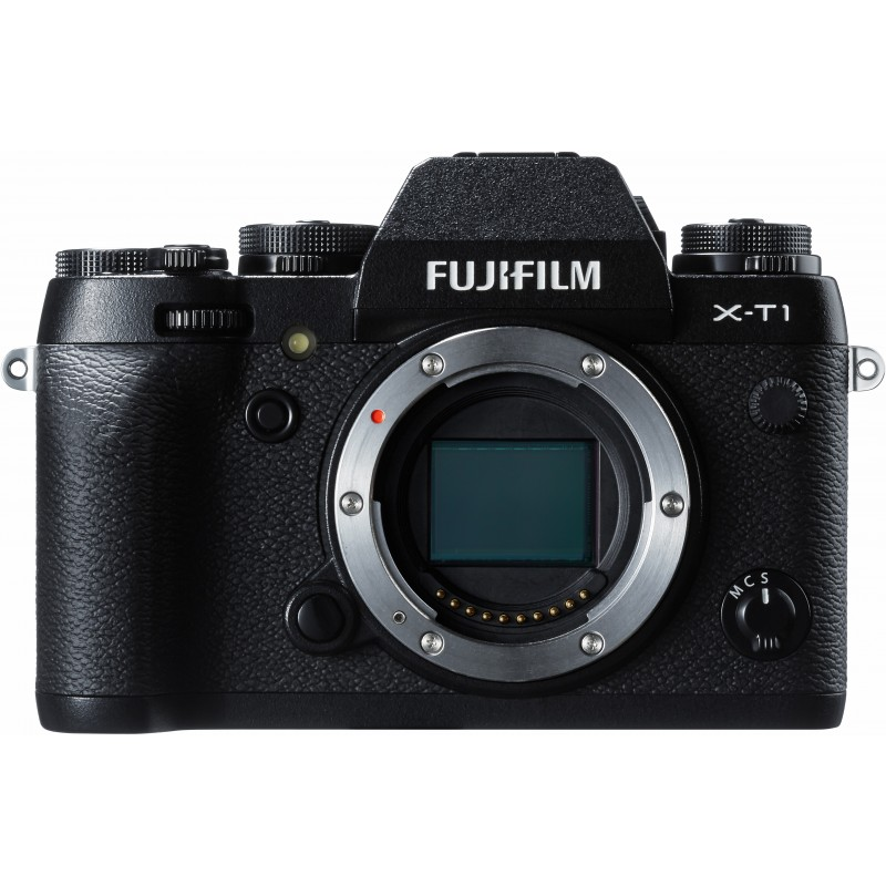 Fujifilm X-T1 + 18-135mm Kit
