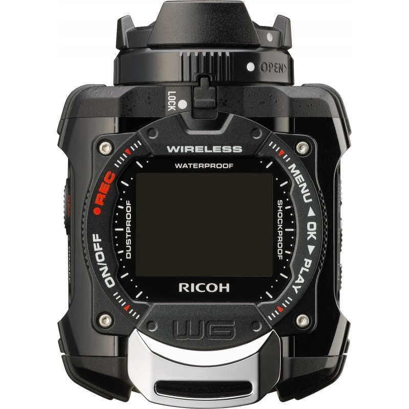 Ricoh WG-M1, must